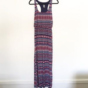 Beachy Maxi Dress Size M